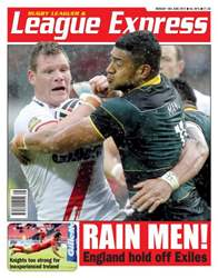 League Express issue 2815