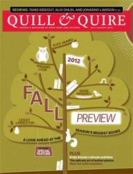 Quill & Quire issue July-August 2012