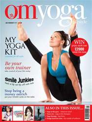 OM Yoga UK Magazine issue July-August 2012 Issue 23