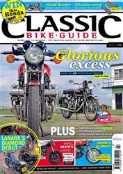 Classic Bike Guide issue July 2012