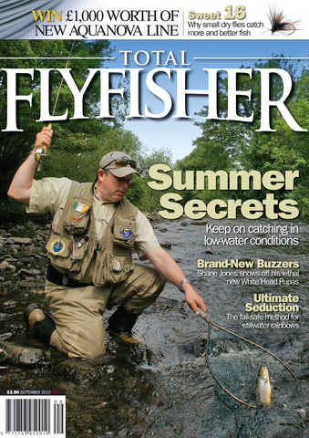 Total FlyFisher issue September 2010