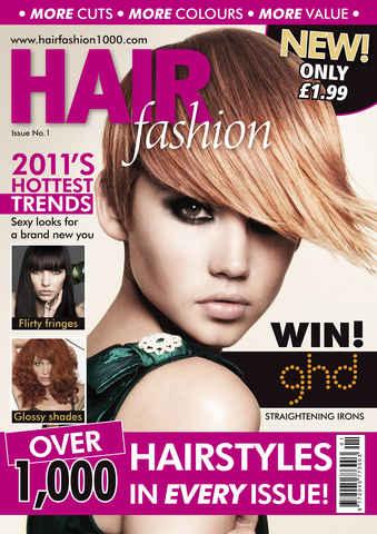 Hair Fashion issue Issue 1