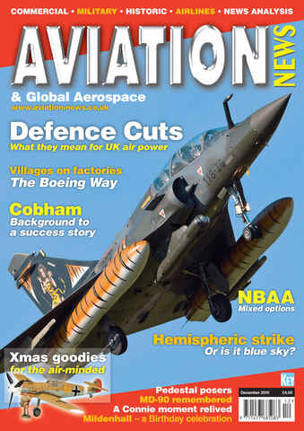 Aviation News issue December 2010