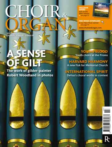 Choir & Organ issue Choir & Organ July-August 2012