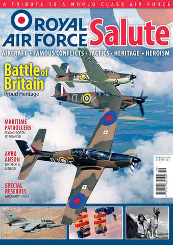 RAF Salute 2 issue 2010