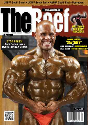 The Beef Magazine issue Issue 64