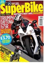Superbike Magazine issue May 2011