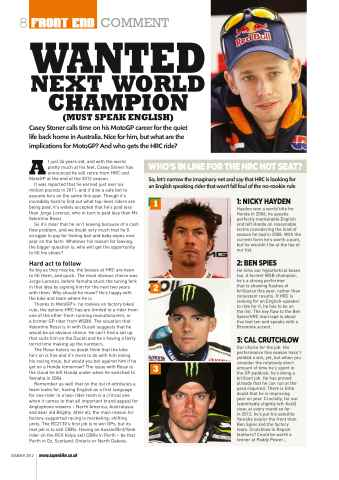 Superbike Magazine Preview 8