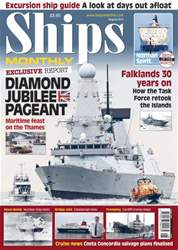 Ships Monthly August 2012 issue Ships Monthly August 2012