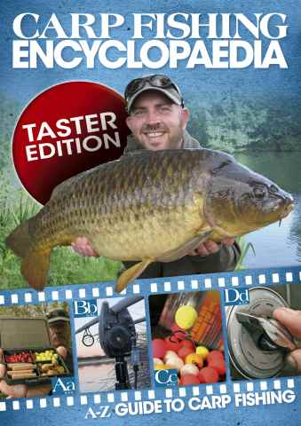 Fishing Reads issue Carp Fishing Encyclopaedia FREE