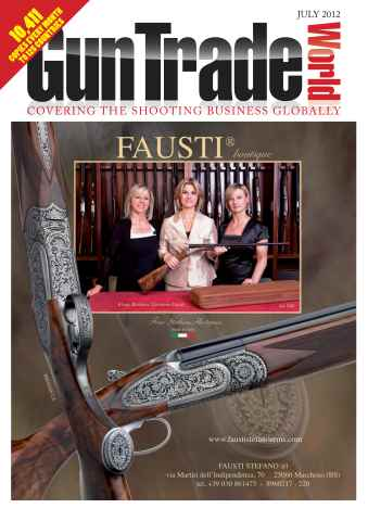 Gun Trade World issue July 2012