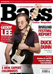 Bass Guitar issue 80 July 2012