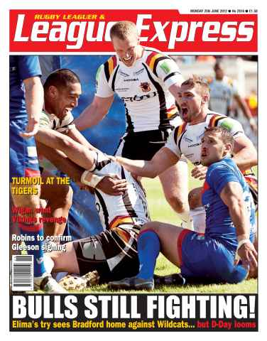 League Express issue 2816