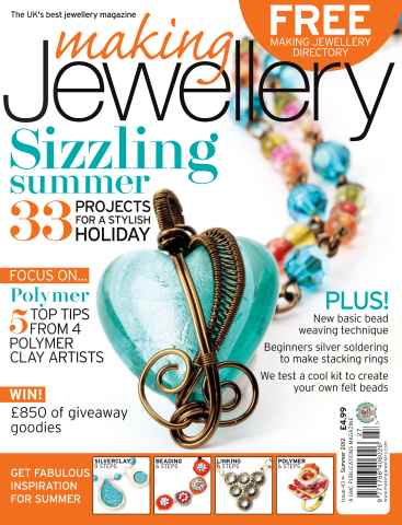 Making Jewellery issue Summer 2012