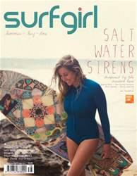 SurfGirl Magazine issue SurfGirl issue 38