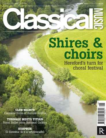 Classical Music issue Classical Music 30 June 2012