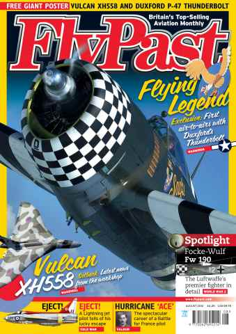 FlyPast issue August 2012