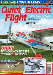 Quiet & Electric Flight Inter issue July 2012