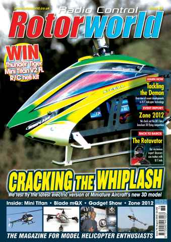 Radio Control Rotor World issue 76