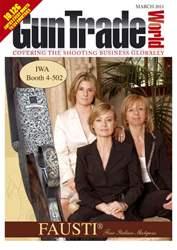 Gun Trade World issue March 2011