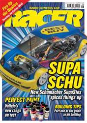 Radio Control Car Racer issue August 2012