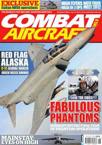 Combat Aircraft issue Vol 13 No 8