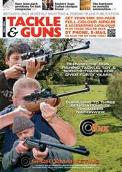 Tackle & Guns issue July 2012