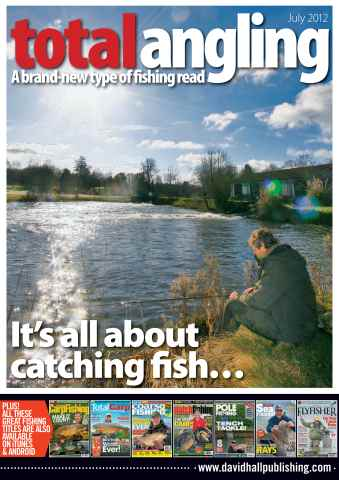 Total Angling issue July 2012