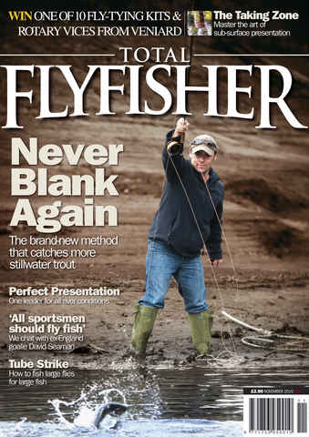 Total FlyFisher issue November 2010