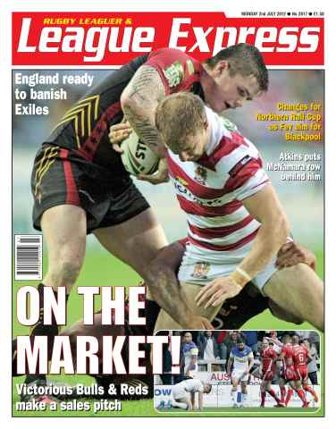 League Express issue 2817