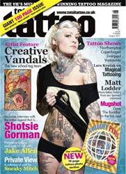 Total Tattoo issue August 2012