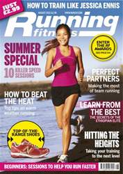 Running issue Beat The Heat August 2012