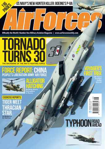 AirForces Monthly issue August 2012