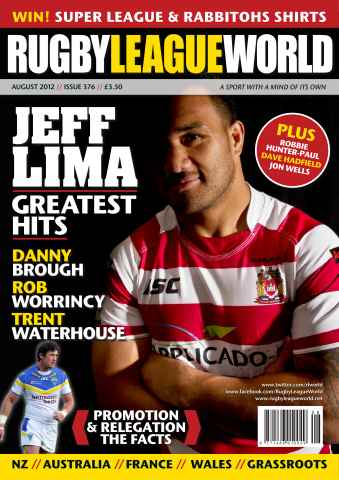 Rugby League World issue 376