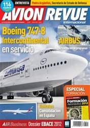 Avion Revue Internacional España issue Número 361
