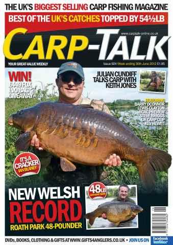 Carp-Talk issue 924