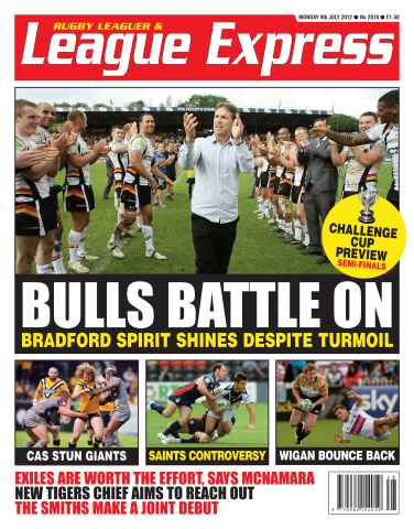 League Express issue 2818