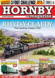 Hornby Magazine issue August 2012
