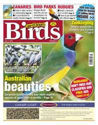 Cage & Aviary Birds issue Cage and Aviary July 11 2012