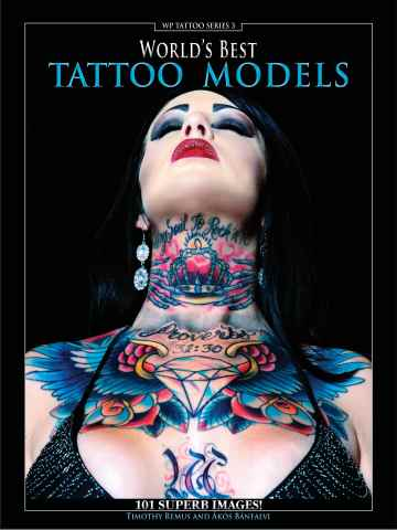 Tattoo Models issue World's Best Tattoo Models