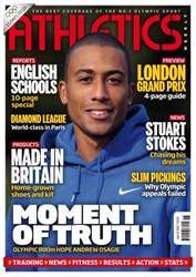 Athletics Weekly issue AW July 12 2012