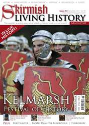 Skirmish Living History issue Issue 92 Nov-Dec 2011