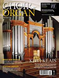 Choir & Organ issue Jul-Aug 2010