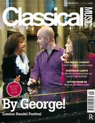 Classical Music issue February 26th 2011