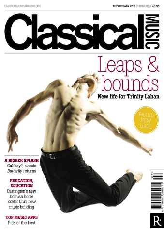 Classical Music issue February 12th 2011