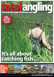 Total Angling issue Free Taster Issue