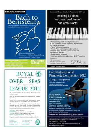 Classical Music Preview 8