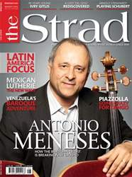 The Strad issue August 2012