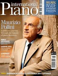International Piano issue Jan-Feb 2011