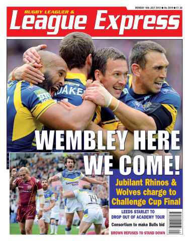 League Express issue 2819